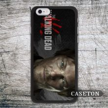 Daryl Dixon The Walking Dead Case For iPhone 7 6 6s Plus 5 5s SE 5c and For iPod 5 High Quality Classic Phone Cases Wholesale
