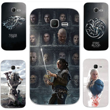GOT Game Of Throne Stark Hard PC Painting Case For Samsung Galaxy Star Pro S7260 / Star Plus S7262 GT-S7262 Phone Printed Case