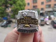 Free Shipping high quality 2004 Detroit piston World championship ring, sports fans rings, men gift ring(China)