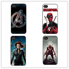 Marvel Avengers Superhero Deadpool Hard Phone Case Cover For Samsung A3 A5 A7 A9 A510/710 J3 5 7 J310/510 for Huawei Ascend P7 P