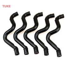 TUKE 5Pcs Engine Rubber Exhaust Manifold Pipe For VW Bora Jetta Golf MK4 A3 S3 TT Seat Leon Toledo 06A 103 213 AF 06A 103 213AF(China)