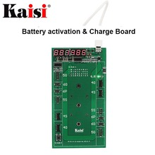 Kaisi Professional Battery Activation Charge Board plate for iPhone 7 Plus 6S 6 Plus 5S 5 4S 4+micro USB Cable phone repair tool