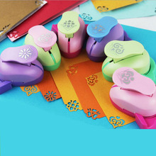 Embossing DIY Corner Paper Printing Card Cutter Scrapbook Shaper large Embossing device Hole Punch Kids Handmade Craft gift YH01