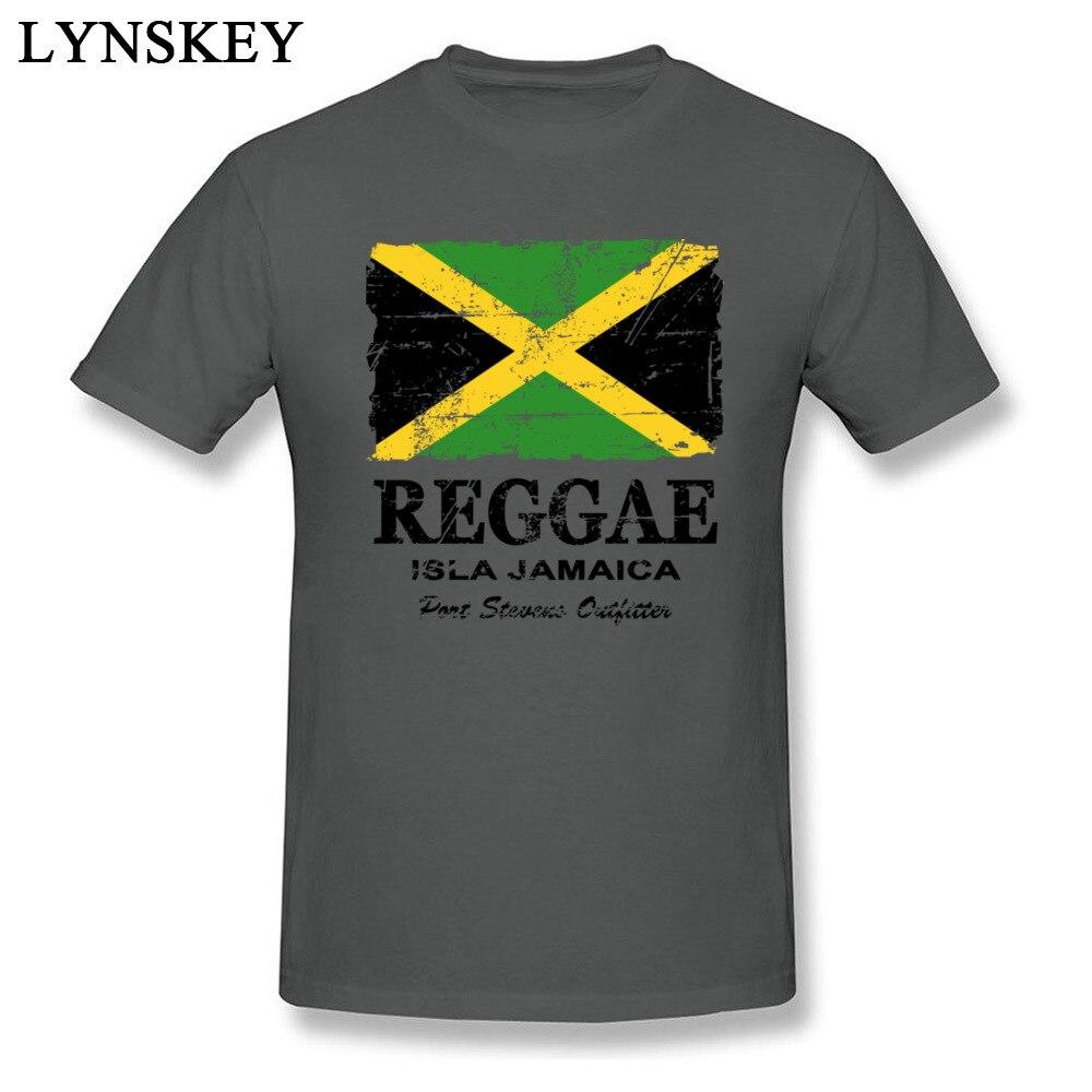 T-Shirt Normal Short Sleeve Funny Crew Neck 100% Cotton Tops T Shirt Group Summer Fall Reggae Jamaica Flag Tee Shirt for Boys Reggae Jamaica Flag carbon