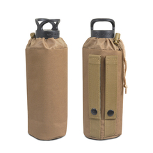 Tactics Waist Pack Kettle Set Field Bottle Pocket Accessories Small Bag Army Gear Moutaineering Equipment