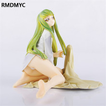 RMDMYC New Hot Japanese Anime Code Geass C.C. Action Figures Toys Sexy Cartoon Beauty Gifls C.C. PVC Collection Doll Toys gifts