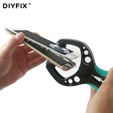 DIYFIX Mobile Phone LCD Screen Opening Pliers Suction Cup for iPhone iPad Samsung Cell Phone Repair Tool(China)