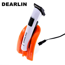 Dearlin Rechargeable Professional Electric Hair Clipper Trimer Cutting Machine Hair Trimmer for men women Beauty Fashion RF-606(China)