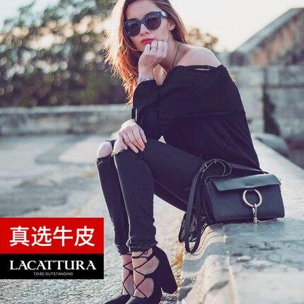A1302 2016 Winter Chinese luxury Genuine leather handbags women bags designer famous brand women messenger Shoulder  bags<br>