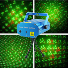 pattern Club DJ Disco Light Projector Stage Laser Light Party Green red Laser Festa Projecteur Laser Night Club Lighting