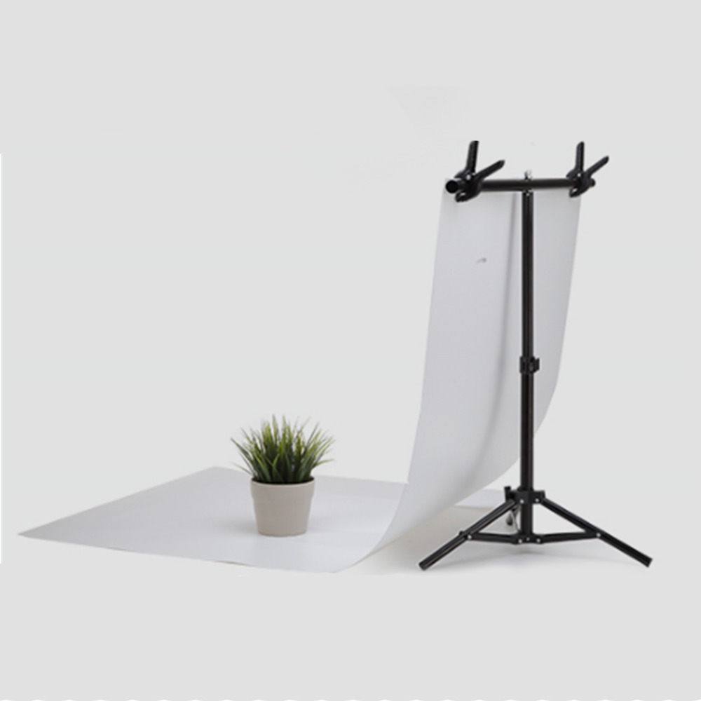 68130cm Solid Color Matt Frosted PVC Background Plate Photography Backdrop Background Cloth Waterproof Anti-wrinkle (1)