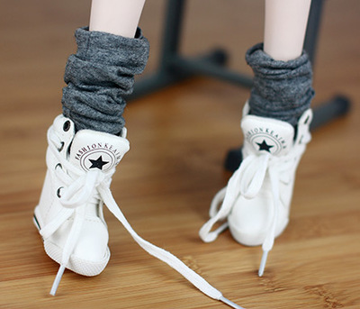 BJD  doll shoes Doll accessories white sports shoes  1/3 SD16girl DD DY<br><br>Aliexpress