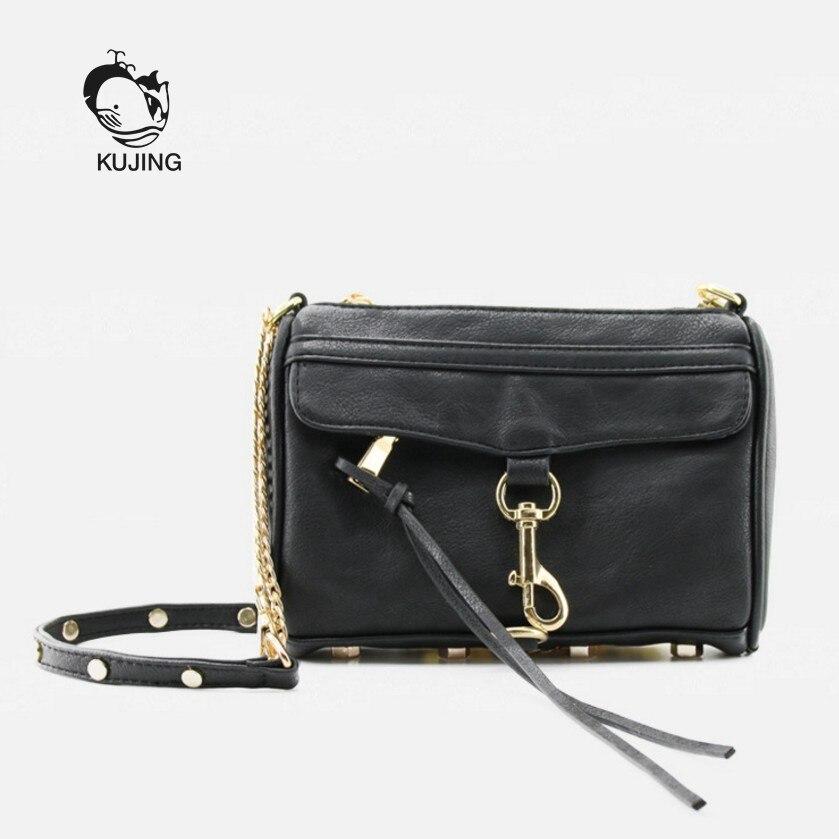 KUJING Brand Women Handbags Luxury Tassel Motorcycle Bag Women Shoulder Messenger Bag Women Travel Leisure Package Hot Women Bag<br>