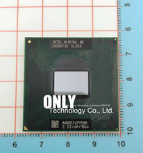 FREE SHIPPING for Intel 2 Duo Mobile CPU P9500 Dual Core 2.53GHz 6M 1066MHz Socket p Laptop Notebook Processor works on PM45