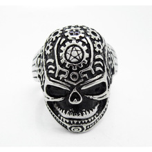 2015 Special Offer Bridal Sets Boys Rings Rings Jewelery New Retro Jewelry Skull Large Gear Ring Sa238 Casting Trendsetter Love