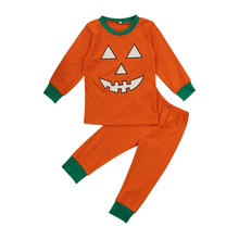 baby girls wear fall boutique girl children Halloween outfits kids Halloween sets