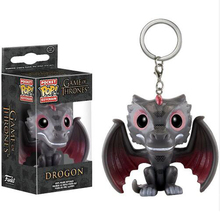 Funko Pop Drogon Action Figure With Retail Box PVC Keychain Toys Christmas Gift
