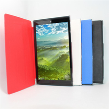 2017new Allwinner A33 Quad core Android 4.4 7 inch tablet pc Original Flip Cover dual camera 1GB/8GB Bluetooth wifi 1024x600 IPS