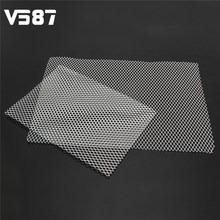 Metal Expanded Aluminum Metal Mesh Perforated Diamond Holes Plate 210mmx300mm/300mmx420mm Mechanical Parts Tools(China)