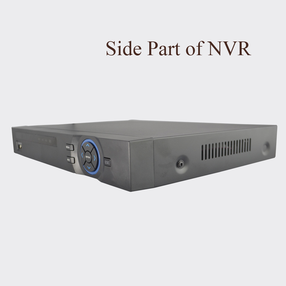 Side Part of NVR