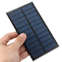 Universal Safety 5.5V 1.6W 266mA Polycrystalline Epoxy Solar Panel Solar Cell Solar Module DIY Charger for Mobile Phone 150x86mm