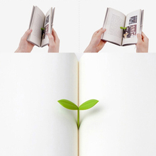 Details about Light green Plastic Leaf Clip Bookmark Reading Bookmark Gift For Kids High Quality