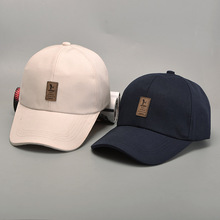 Solid Color Spring Summer Outdoor Sports Baseball Caps Men Fashion Lady Flat Sun Prevented Bask Hat
