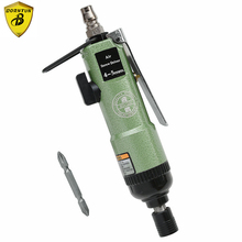 Borntun Pneumatic Air Screwdriver 4-5mm Air Screwdrivers 9000rpm Air Screwdriving Gun Tools Screw Driving Pistol 20kg/cm Devices(China)