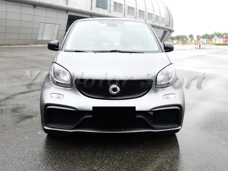 2015-2017 Smart Fortwo C453 & Forfour W453 AMG Style Body Kit PCF (46)