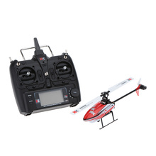 K120 Shuttle 6CH Brushless 3D/6G System RTF RC Helicopter Remote Control Helicopter(China)