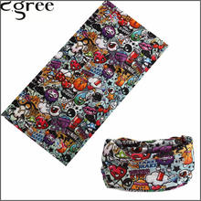 C.gree 2017 High Quality Custom Seamless Bandana multifunctional cheap Angry Birds bandanas Half Face unisex Mask 237
