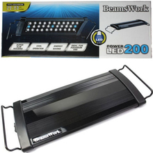 "12W 12"" Odyssea Beamswork Power Led Light Aquarium Lighting Freshwater Tropical Fish Tank Hi Lumen 5730 LED Fixture"