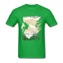 The Legend of Zelda Custom Tee Shirt Over Size Boys Personalized Link Photo T Shirts