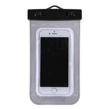Sealed PVC Waterproof Case Diving Bag Underwater water proof Pouch for iPhone SE Samsung huawei xiaomi Smart Phone to Swimming