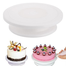 Cake Decorating Tools Rotating Cake Stand Sugarcraft Turntable Decorating Stand Platform Cupcake Stand Cake Plate Tools