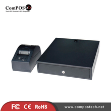 POS machine high quality peripheral products high quality quick operation cash drawer and printer EK410/5870(China)