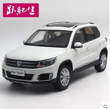 New 2014 Volkswagen Tiguan 1:18 car model origin alloy limited collection gift boy VW SUV hot sale