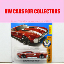 New Arrivals 2017 Hot Wheels 1:64 CCM Country Club Muscle Metal Diecast Car Models Collection Kids Toys Vehicle For Children(China)