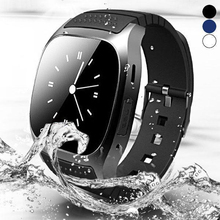 M26 R-Watch Smart Sports Wrist Watch Anti-Theft Bluetooth 4.0 Hands-Free for Android Cell Phone iPhone 6s 7 Plus