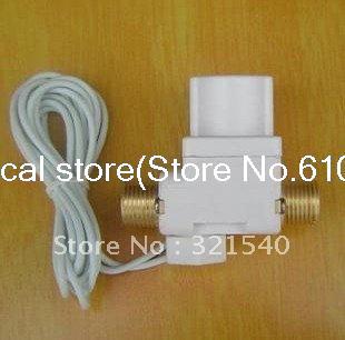 1/2BSPP Brass Plastic Electric Solenoid Valve 12VDC 24VDC 220V N/C Non-Return 3m Wire Washer Wash Machine Garden Heater Water<br><br>Aliexpress