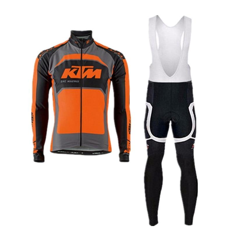 2016 New Sportswear  long Sleeve cycling jersey bicycling shirts Bicycle bike MTB Ciclismo cycle clothing Bib Pants<br><br>Aliexpress
