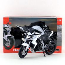 JOYCITY/1:12 Scale/DieCast motorcycle model/Japan Honda CB 1000R HI-RES Toy/Delicate children's gift/Educational Collection(China)