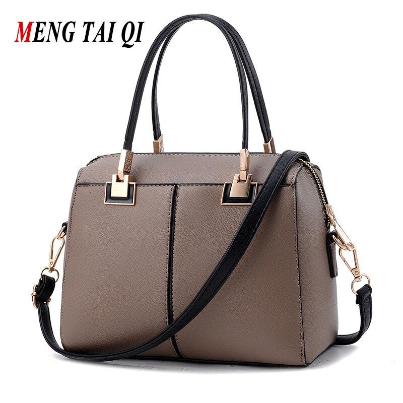 Women Handbags Leather Handbag Women Messenger Bag Luxury Brand 2017 New Fashion Bolsa Feminina Crossbody Bags For Women Totes 4<br><br>Aliexpress