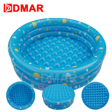 DMAR Inflatable Pool for Kids Bathtub Swimming Pool Float Mattress Pool for Children Water Toys Baby Infants High Quality Gift(China)