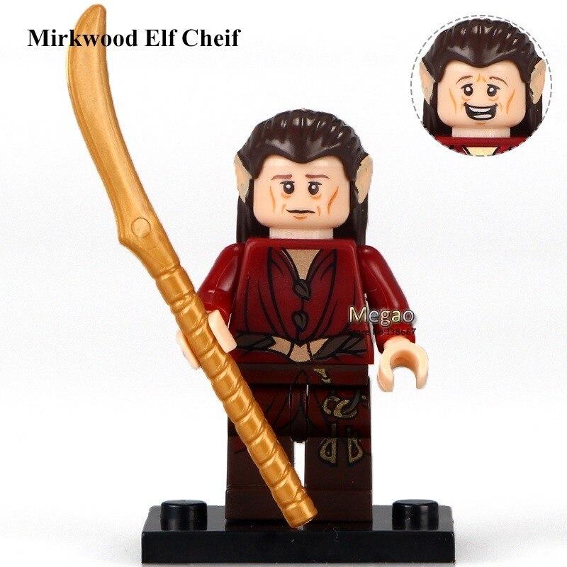 PG512-Mirkwood Elf Cheif(1)