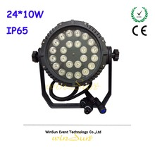 Hot Sales 24*10W Outdoor LED Par Lighting Waterproof