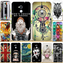Silicone Soft Tpu Case For ZTE V7 Lite Printing Cool Design Back Cover For ZTE Blade V7 Lite Phone Cases