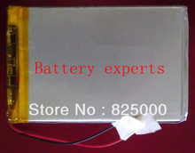 4000 mah lithium polymer Rechargeable batteries 3.7 v 7 inch android tablet 40 * 68 * 68 mm