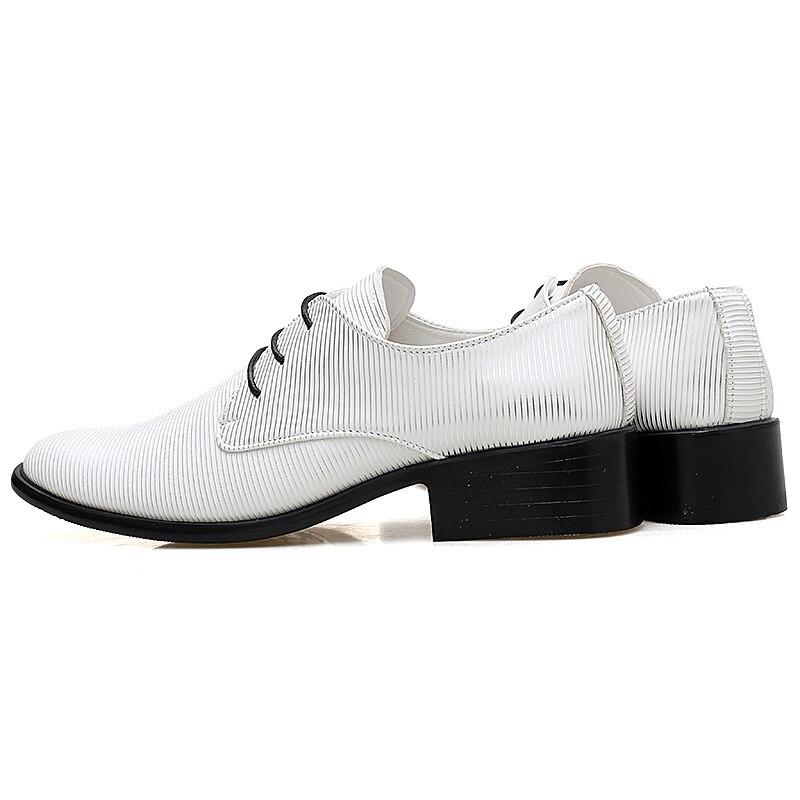 designer striped shoes men luxury brand fashion camouflage italian pointed male footwear designer man dress oxford shoes for men (4)
