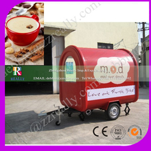 Multifunctional Mobile Food Trailer Cart Fast food kitchen concession trailer